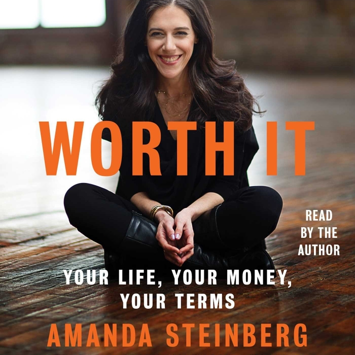 Meet Amanda Steinburg, Worth It: Your Life, Your Money, Your Terms