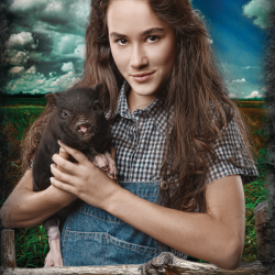 Charlotte's Web, Serenbe Playhouse