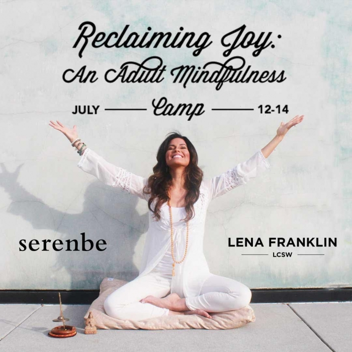 Reclaiming Joy: Adult Mindfulness Camp