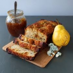 Bread Making and Pear Ginger Jam