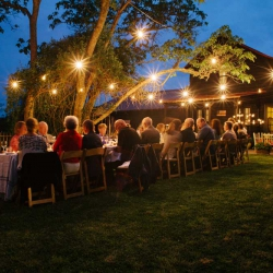 The Farmhouse + Storico Fresco Dinner