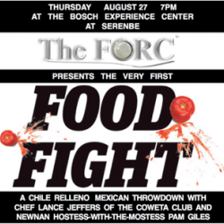 The Forc Food Fight