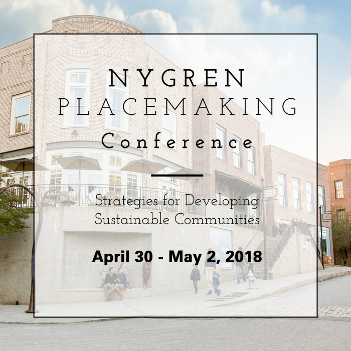 Nygren Placemaking Conference