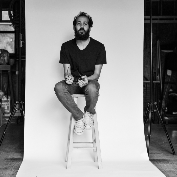 An Evening with Anis Mojgani, AIR Serenbe