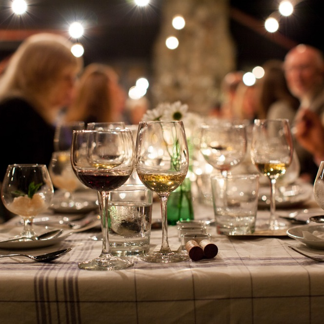 The Farmhouse's Winter Wine Dinner
