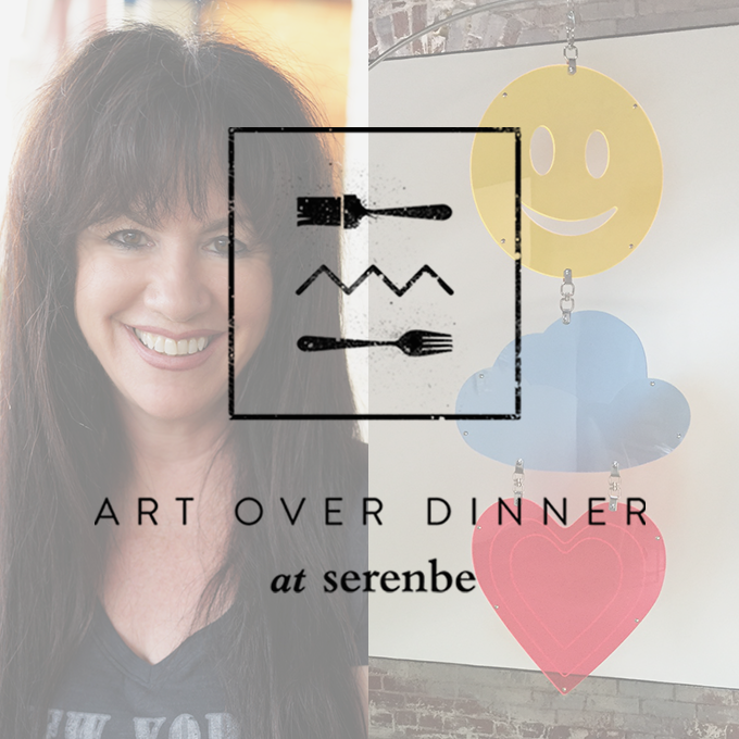 Art Over Dinner ft. Didi Dunphy with Whitespace Gallery