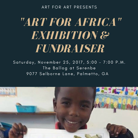 Art for Africa Exhibition